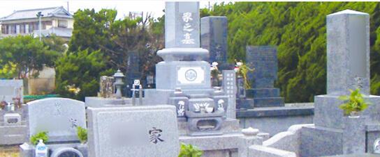 大澤原霊園画像